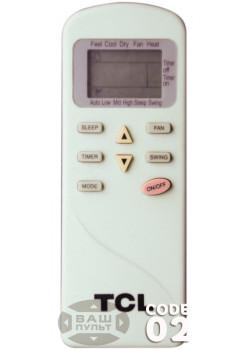 Универсальный пульт HUAYU для кондиционера KT-TC1096 - 3