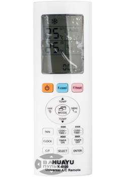 Универсальный пульт для кондиционера HUAYU K-6100 (4000 кодов)