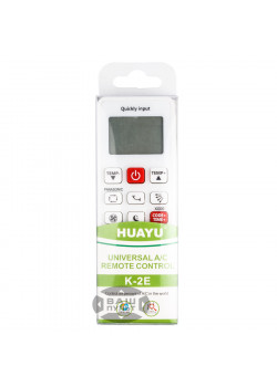 Универсальный пульт для кондиционера HUAYU K-2E (5000 кодов) - 4