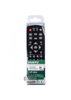 Универсальный пульт HUAYU VP-004 (RM-D1258) для DVB-T2 тюнеров