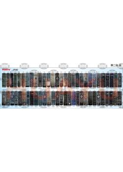 Універсальний пульт HUAYU VP-004 (RM-D1258) для DVB-T2 тюнер - 3