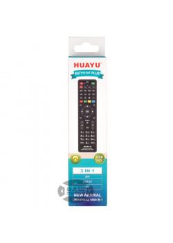 Универсальный пульт HUAYU PLUS RM-SAT1111+ пульт для HD SAT тюнеров - 2
