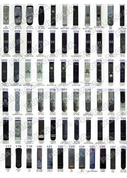 Универсальный пульт HUAYU RM-L1098+ - 2