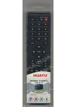 Универсальный пульт HUAYU RM-L1116+1