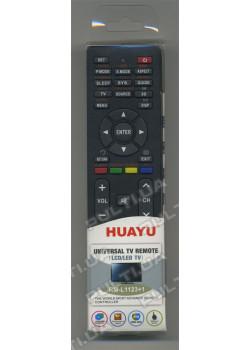 Универсальный пульт HUAYU RM-L1123+1