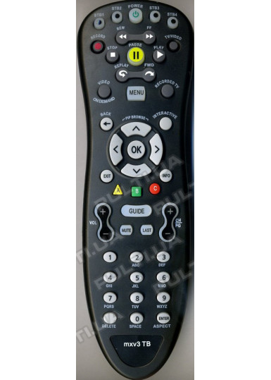 Универсальный пульт HUAYU MXV3ТВ для интерактивного TV