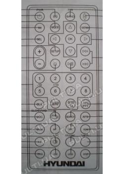 Пульт для HYUNDAI H-CMD4004 (аналог)