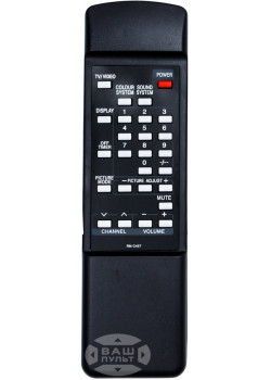 Пульт для JVC RM-C457