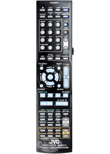 Оригинальный пульт JVC RM-SNXF7U