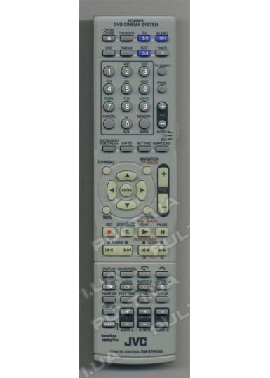 Оригинальный пульт JVC RM-STHR3R