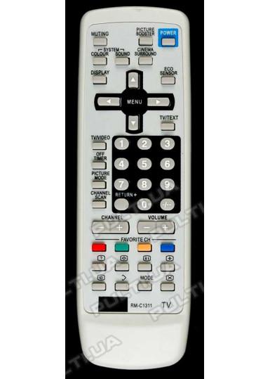 Пульт для JVC RM-C1311