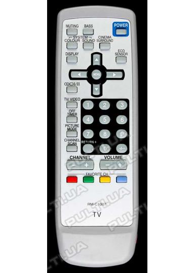 Пульт для JVC RM-C1307