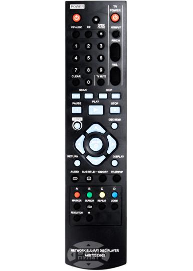 Пульт для LG AKB72033902