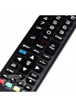 Пульт для LG AKB73715669 (HQ)
