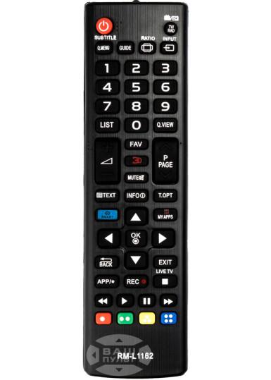 Универсальный пульт для LG RM-L1162