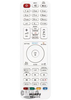 Универсальный пульт HUAYU для LG RM-L1315