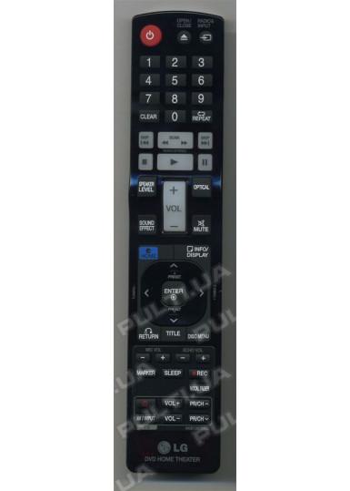 Оригинальный пульт LG AKB72975902