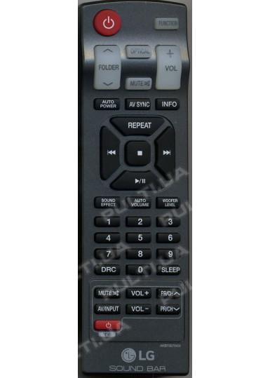 Оригинальный пульт LG AKB73575431