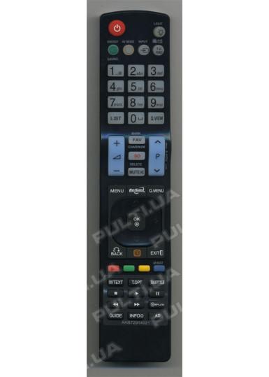 Пульт для LG AKB72914021