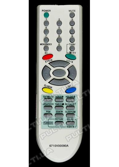 Пульт для LG 6710V00090A