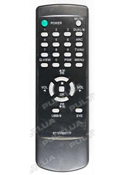 Пульт для LG 6710V00017F