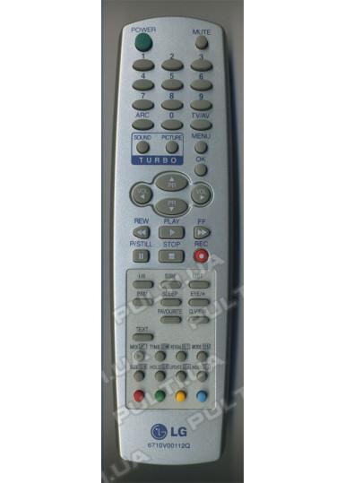 Оригинальный пульт LG 6710V00112Q