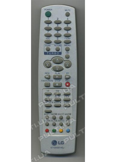 Оригинальный пульт LG 6710V00145J
