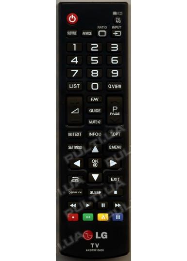Оригинальный пульт LG AKB73715605