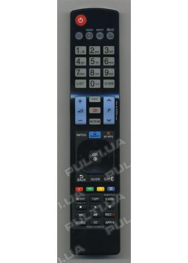 Пульт для LG AKB73756502