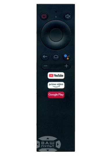 Пульт для SMART TV BOX MECOOL KM6 Bluetooth