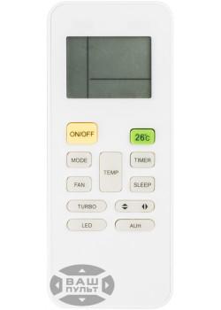 Пульт для кондиционера MIDEA RN02A/B