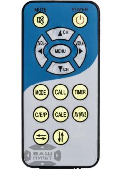 Пульт для MYOTA LCD TV 151 C/E/P