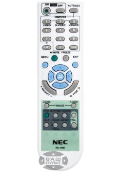 Оригинальный пульт NEC RD-448E