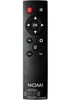 Оригинальный пульт NOMI 2700-E550NOMI (40FTS11)