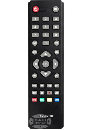 Пульт для OPENBOX T2-02 HD