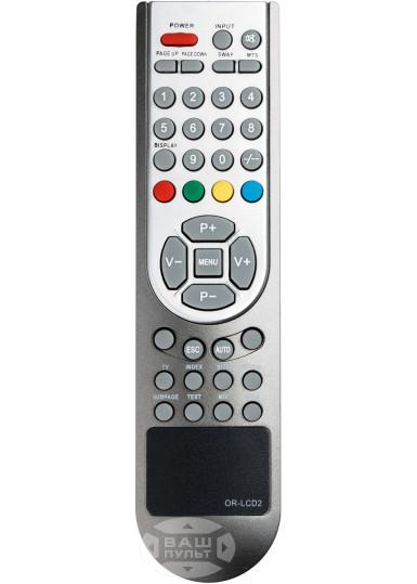 Пульт для ORION OR-LCD2 input LCD1922
