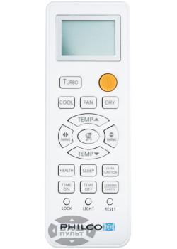 Оригинальный пульт для кондиционера PHILCO 0010401715AP