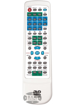 Пульт для PIONEER DV-2000 NOC