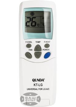 Универсальный пульт для кондиционера LG KT-LG