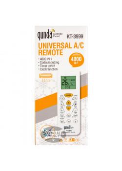 Универсальный пульт для кондиционера QUNDA KT-3999 (4000 кодов) - 2