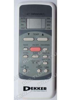 Универсальный пульт для кондиционера KT-518+6 - 17