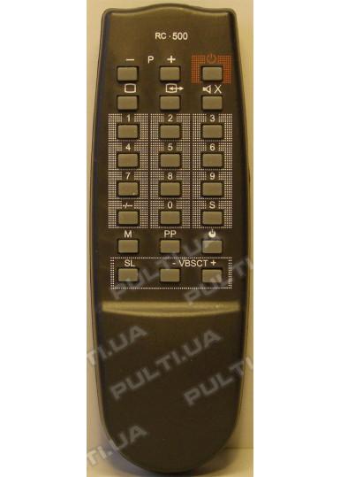 Пульт для ГОРИЗОНТ RC-500 РЫБКА