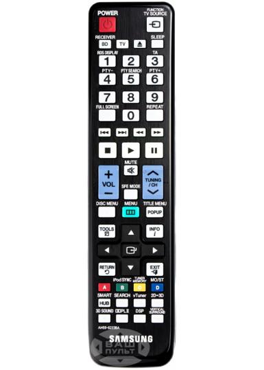Оригинальный пульт SAMSUNG AH59-02338A