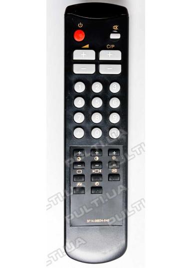 Пульт для SAMSUNG 3F14-00034-840