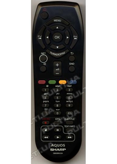 Оригінальний пульт SHARP GB028WJSA