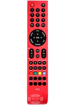 Пульт для SHIVAKI 051D red