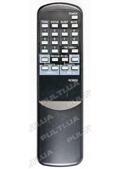Пульт для SHIVAKI RC-9820
