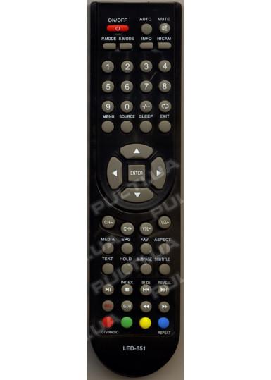 Пульт для SHIVAKI LED-851
