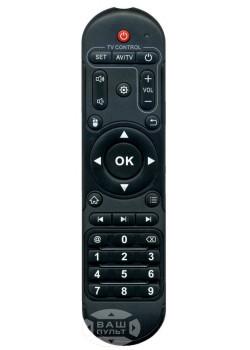 Пульт для SMART TV BOX X92 (c обучаемым блоком)