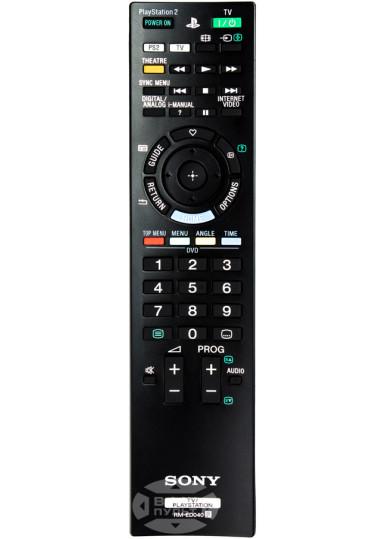 Оригинальный пульт SONY RM-ED040 LCD + PlayStation
